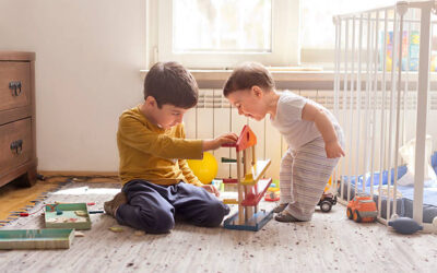 Teaching our Toddlers to be Problem Solvers